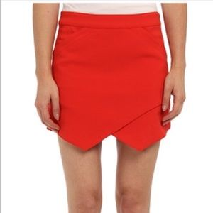 BCBGMAXAZRIA Beckett Mini Skirt